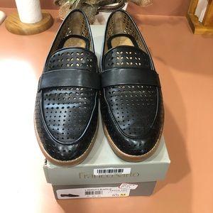 Like new Franco Sarto loafers
